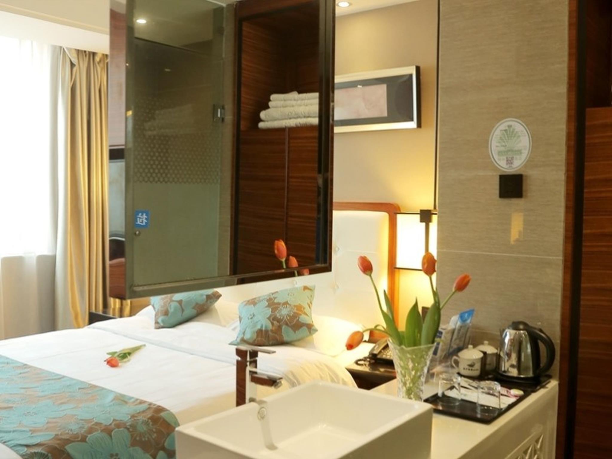 Greentree Alliance Hefei Mengcheng N Road Jiqiao Road Hotel