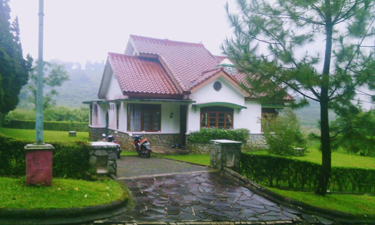 Villa Chavaminerva Bata Ciater Highland Resort Online Booking
