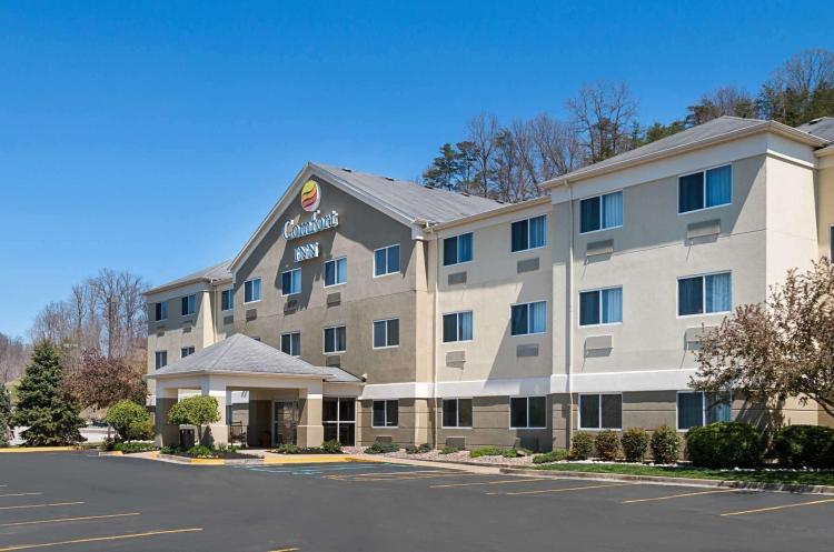 Comfort Inn Barboursville near Huntington Mall area
