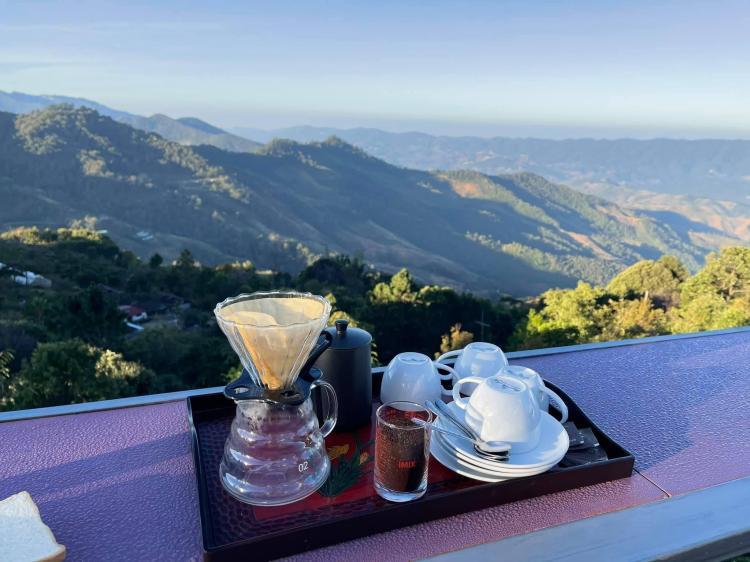 Bankafaefarm Coffee&Camp ???????????????????????? Wiang Kaen (Chiang Rai) Chiang Rai Thailand