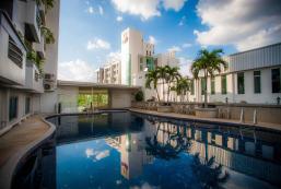 罗勇金色城市酒店 Golden City Rayong Hotel