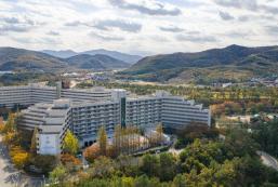 肯辛頓度假村 - 慶州 Kensington Resort Gyeongju