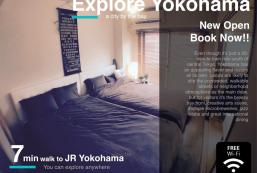 NEW OPEN 7min JR Yokohama Sta. Cozy 2BR NEW OPEN 7min JR Yokohama Sta. Cozy 2BR