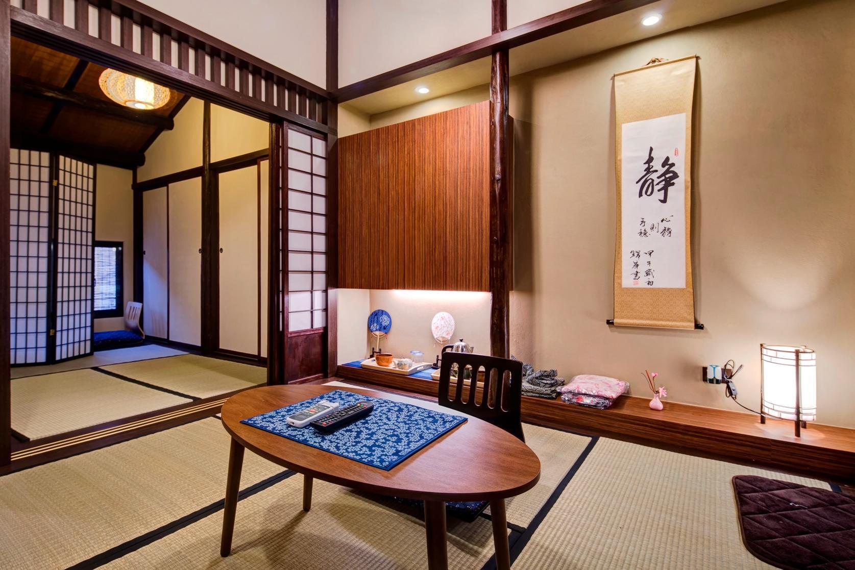 Hisato An Traditional Japan Style Inn Tainan Taiwan