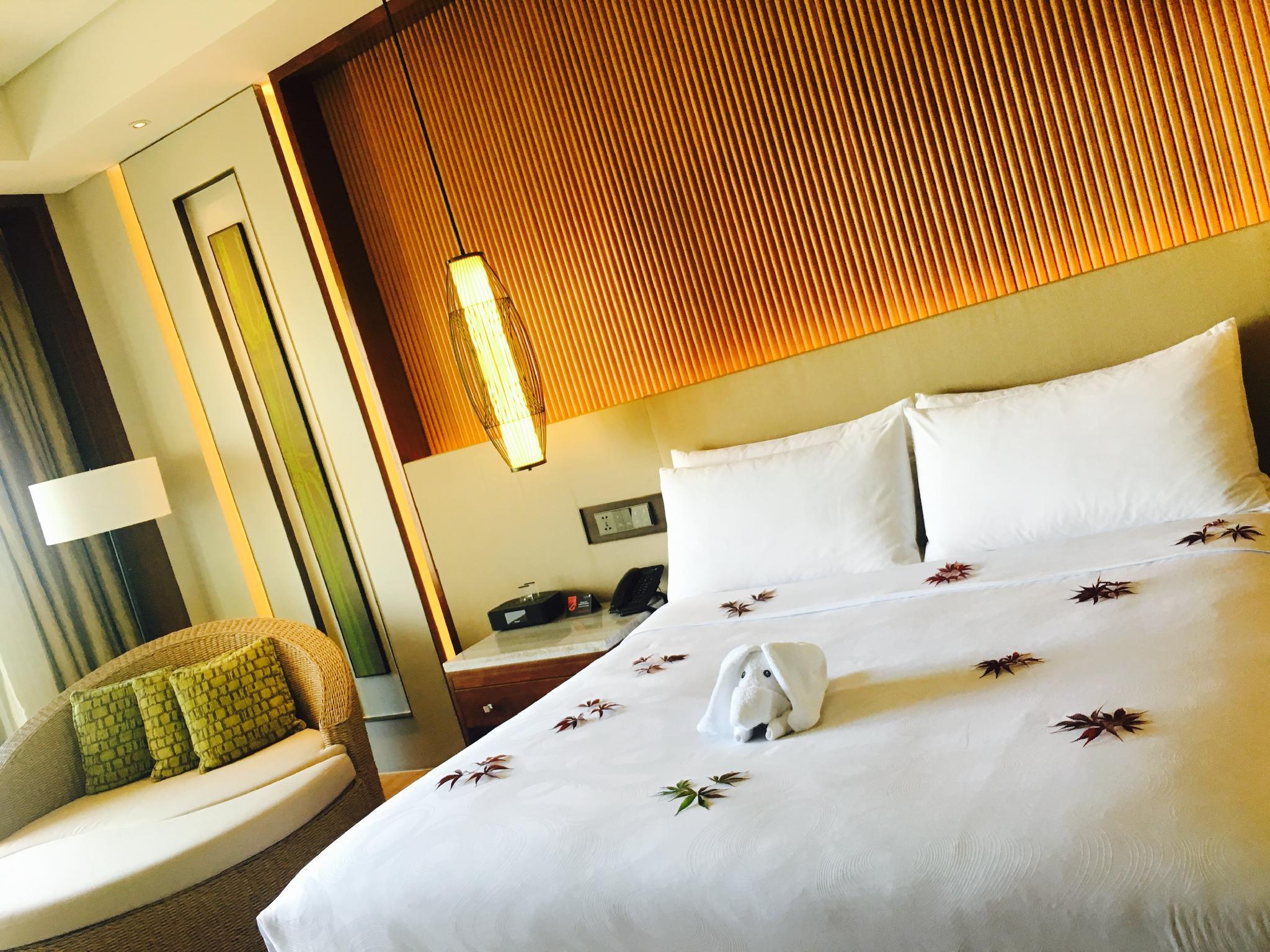 Jw Marriott Hotel Zhejiang Anji Huzhou China
