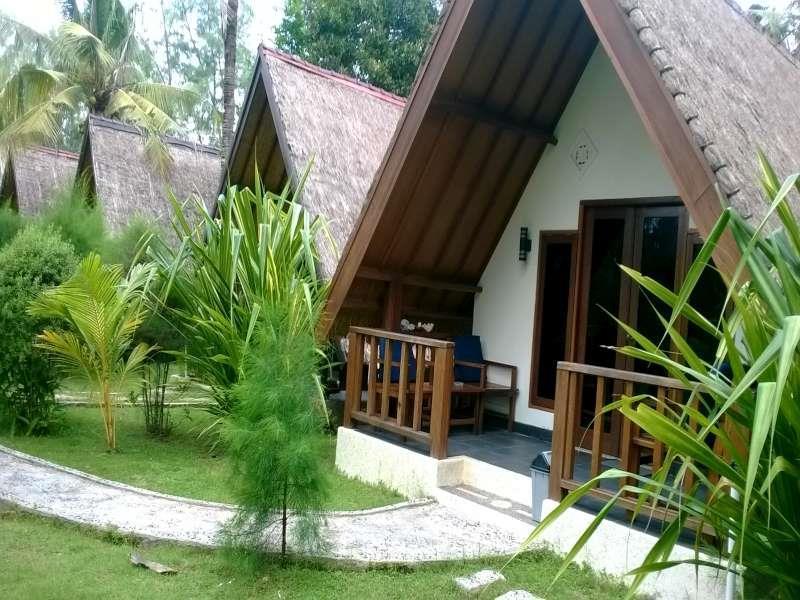 Tunai Cottages Lombok Indonesia