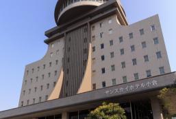 小倉太陽天空酒店 Sun Sky Hotel Kokura