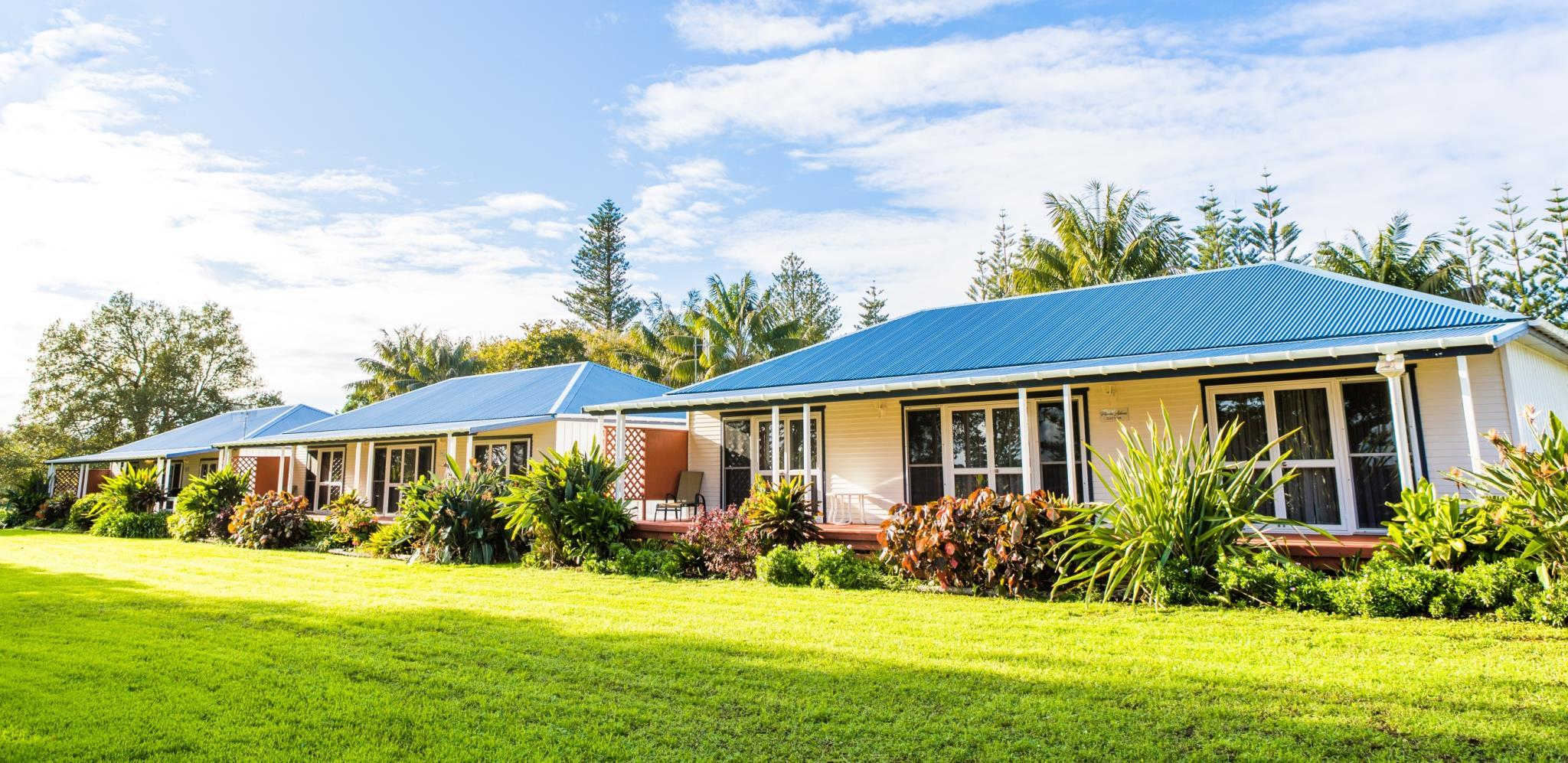 Trade Winds Country Cottages Norfolk Island
