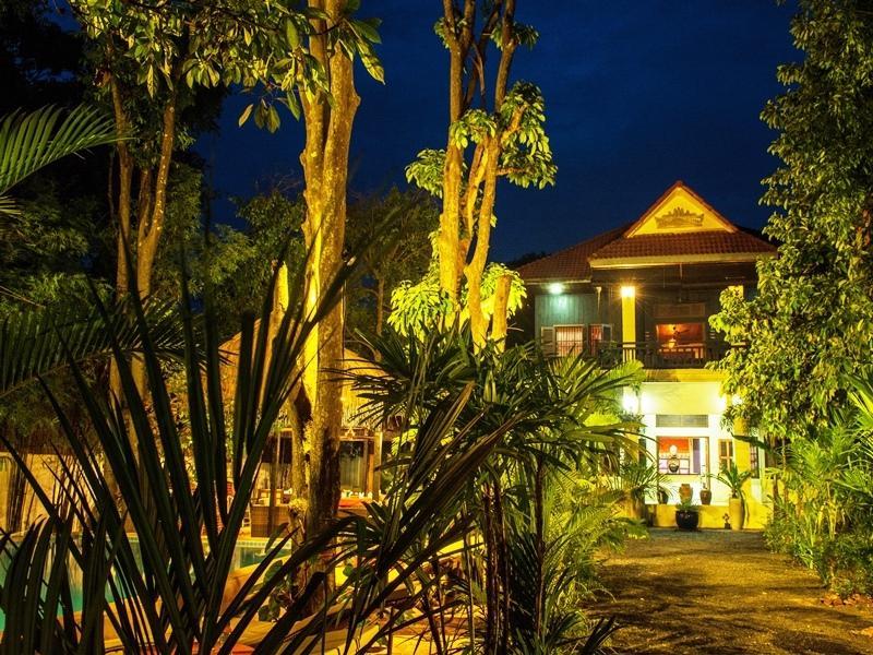 Samatika Villa Boutique Siem Reap Cambodia
