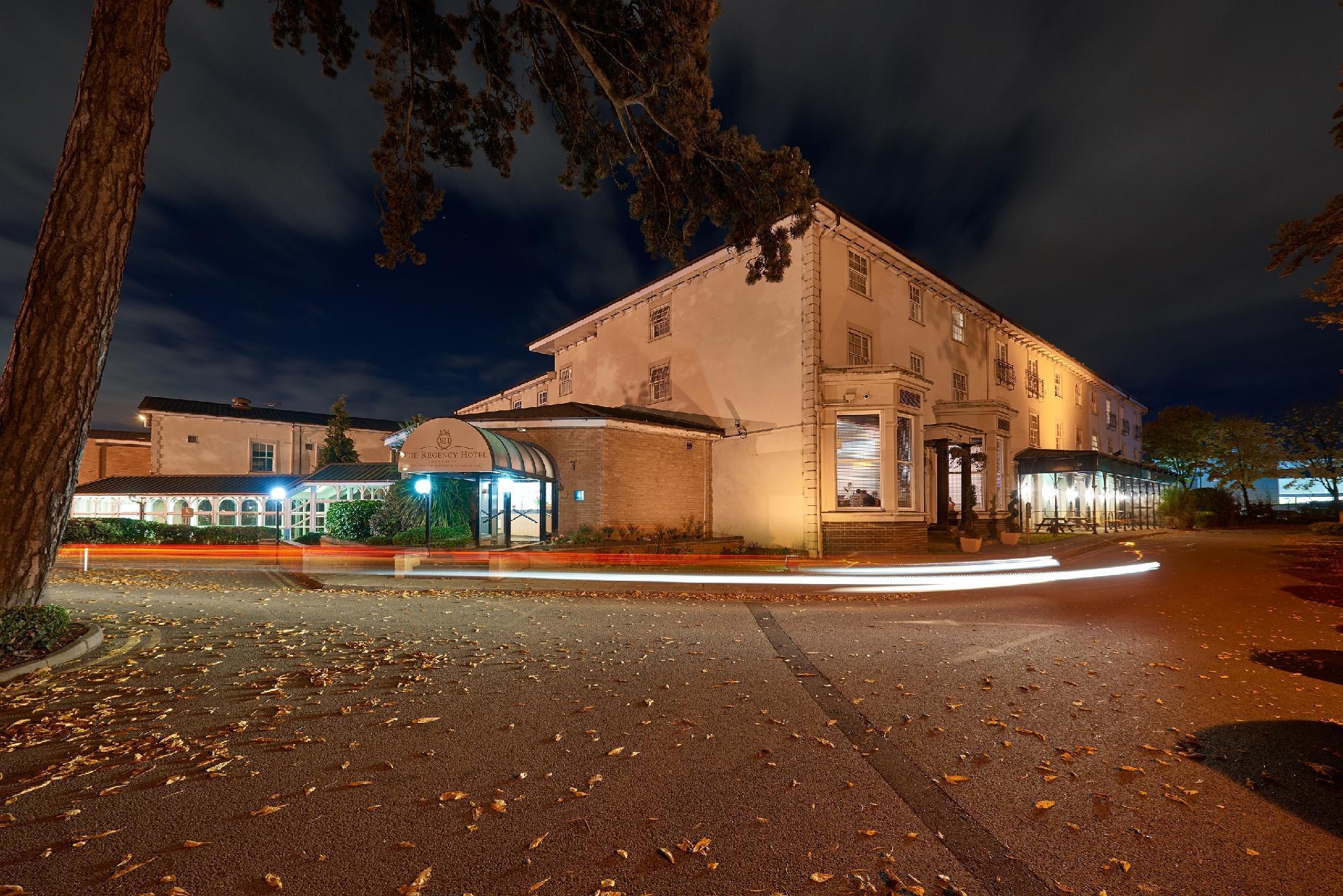 The Regency Hotel Solihull Birmingham United Kingdom