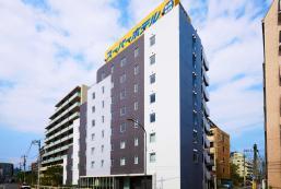超級酒店 - 品川・青物橫丁 Super Hotel Shinagawa Aomono-yokocho