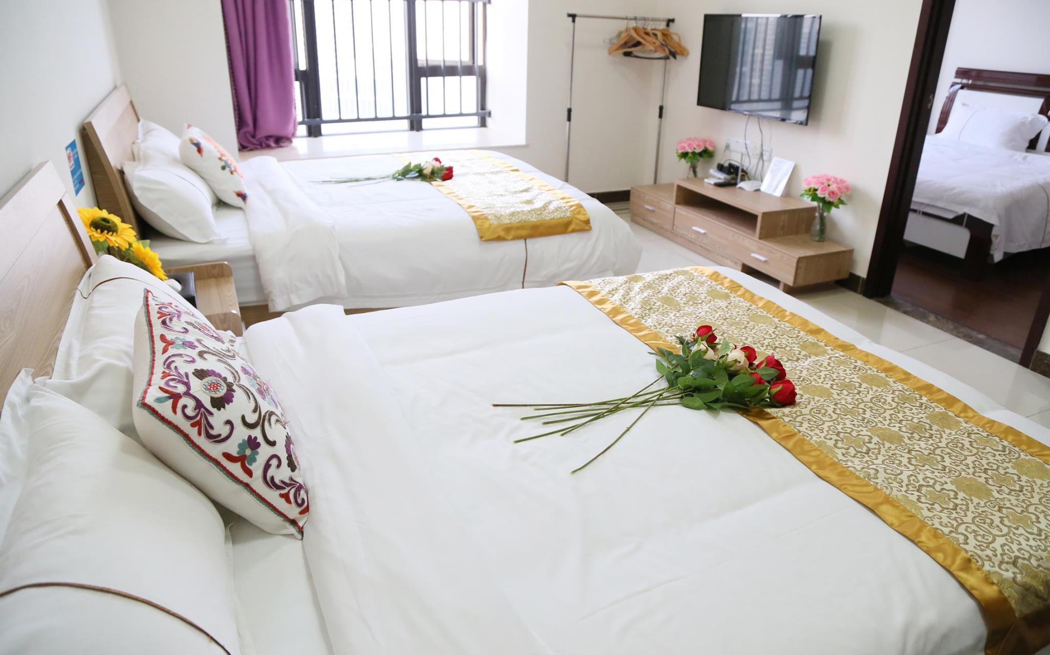 Aiwei Boutique Chain Apartment Hotel Guangzhou Pazhou