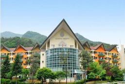 韓華度假村 - 山井湖 Hanwha Resort Sanjeong Lake Annecy