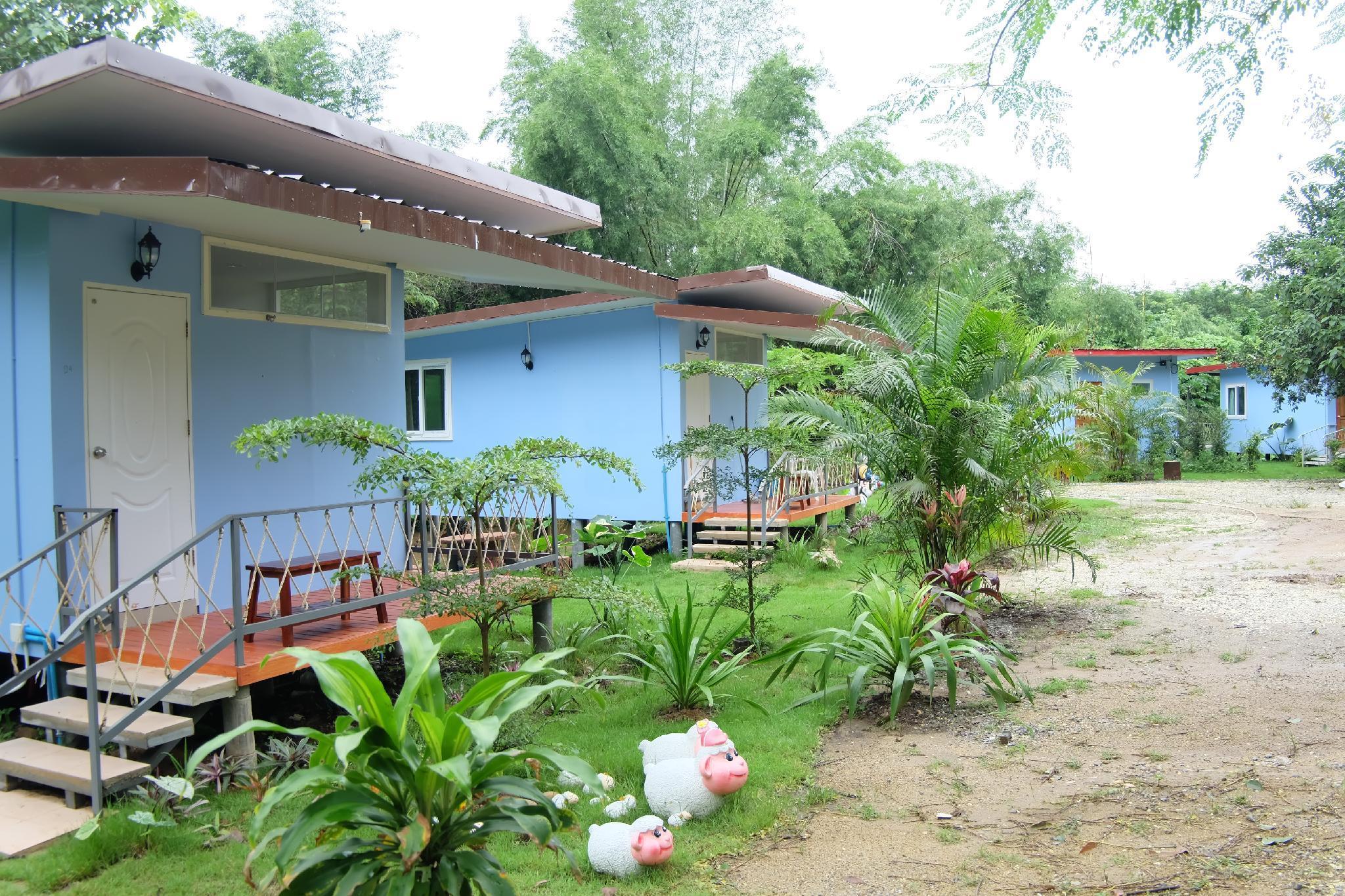 Tararin Hindad Hot Spring Resort Thong Pha Phum Thailand