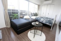 37平方米1臥室公寓(天王寺) - 有1間私人浴室 DESIGNER PENT HOUSE DOUTONBORI EAST