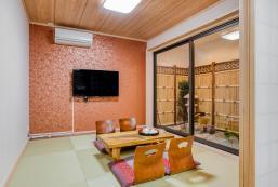 50平方米2臥室(大阪) - 有1間私人浴室 Shirakabanoyado-Osakajofuka
