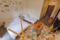 10平方米1臥室獨立屋 (頭城鎮) - 有1間私人浴室 Namiarusurfstudio