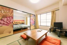 40平方米1臥室公寓(博多) - 有1間私人浴室 706 hakata station chuushin
