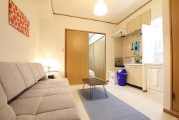 28平方米1臥室公寓(大阪) - 有1間私人浴室 JR&subway 1min walk! Ideal for Osaka tourism! WiFi