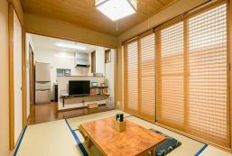 60平方米2臥室獨立屋(新宿) - 有1間私人浴室 D222. Shinjuku Area, Centre of Tokyo, 3BR, WiFi