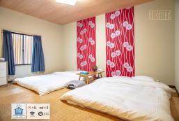 40平方米1臥室獨立屋(難波) - 有1間私人浴室 Fotune House Ebisuhigashi Osaka (whole house)