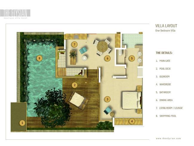 The Elysian Boutique Villa Hotel