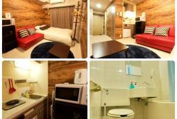 14平方米1臥室公寓 (新宿) - 有1間私人浴室 Higashi-Shinjuku Station 5 minute Okubo, sk1