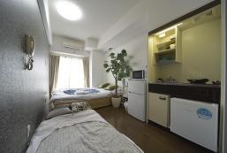 14平方米1臥室公寓(大阪市東部) - 有0間私人浴室 EX Shirokitakoen Apartment 507