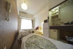 14平方米1臥室公寓(大阪市東部) - 有0間私人浴室 EX Shirokitakoen Apartment 602