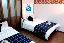 40平方米1臥室公寓(難波) - 有1間私人浴室 ToP Floor Sakura House 905