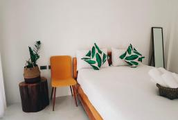 32平方米開放式平房 (海濱) - 有1間私人浴室 Maliblue cafe and bed,khanom