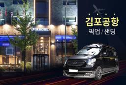 首爾SR酒店 SR Hotel Seoul Magok