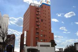 小倉1-2-3酒店 Hotel 1-2-3 Kokura