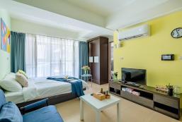 30平方米1臥室公寓 (中山區) - 有1間私人浴室 Studio Zhongshan Taipei /1-4/ Central Taipei