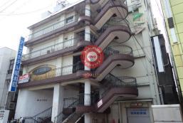 OYO富山城址公園酒店 OYO Hotel Amuzu Sakuragicho