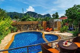 375平方米3臥室別墅 (奧南) - 有3間私人浴室 Ao Nang SERENE private pool villa
