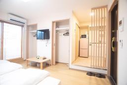 25平方米1臥室(天王寺) - 有1間私人浴室 ii803NEW 6mins from Dotonbori/Nipponbashi sta.