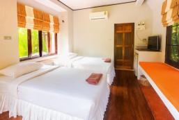 25平方米1臥室別墅 (奧普勞) - 有1間私人浴室 Garden Villa Bungalow Water Front Koh Kood Island