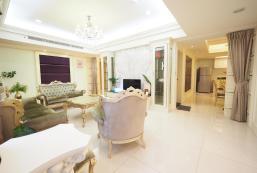 165平方米4臥室公寓 (信義區) - 有2間私人浴室 5 min MRT SongShan  Luxury Baroque 4BD2BR.