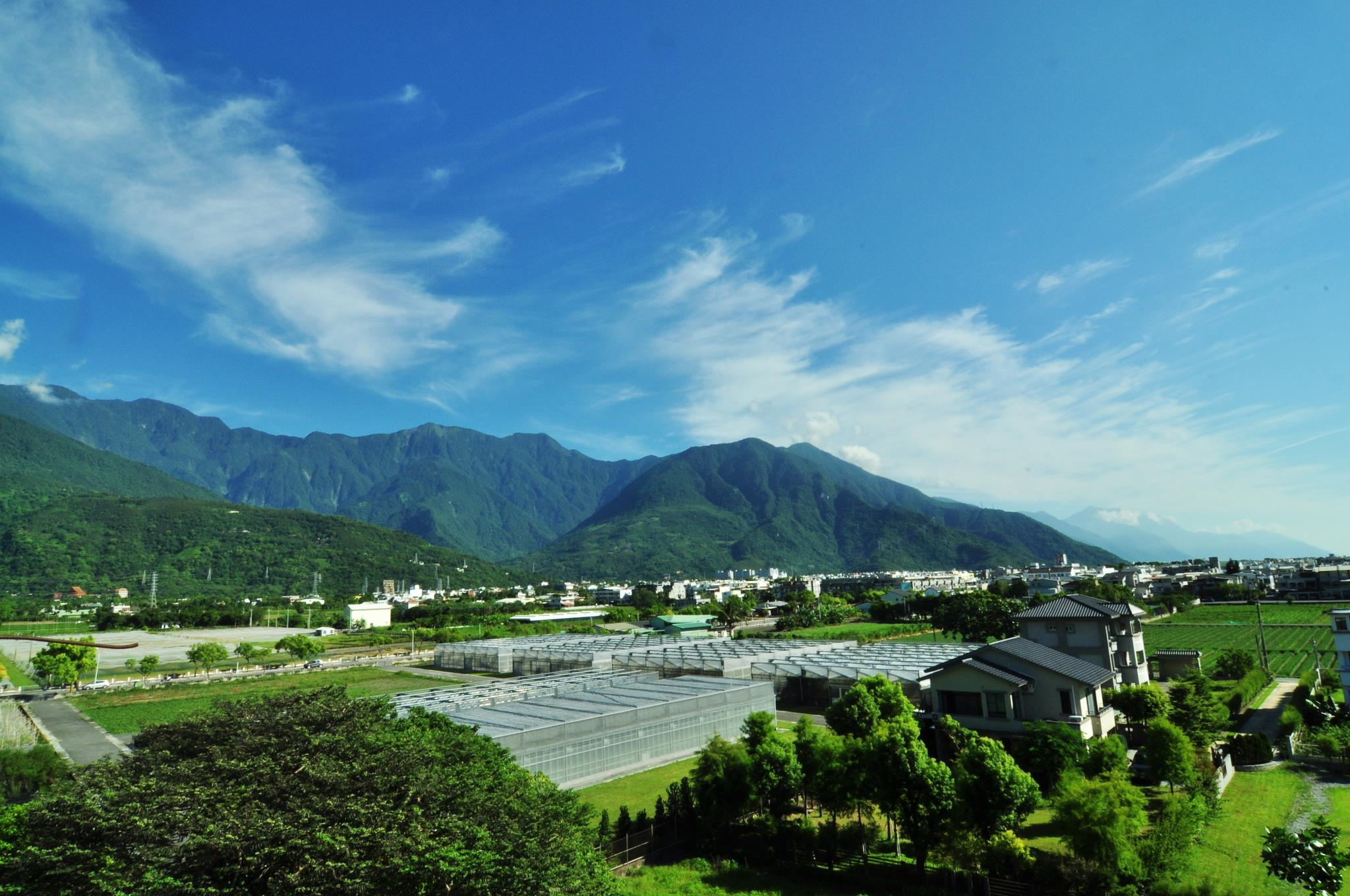 Xie Tong Bed And Breakfast Hualien Taiwan