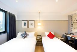 晉州棕色波點酒店 Brown Dot Hotel Jinju