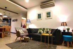 89平方米2臥室公寓 (內湖區) - 有1間私人浴室 Taipei Neihu, modern 2RoomsApartment 3 mins to MRT