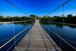 32平方米1臥室平房 (甘烹盛) - 有1間私人浴室 Chawalun Resort Chamchuri Lake View Bungalow 5