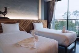 34平方米開放式公寓 (華燦) - 有1間私人浴室 Ou Hotel by Neaw Duluxe King Room TwinBed 4