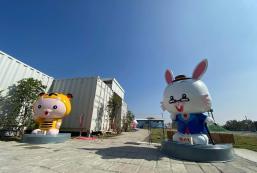 110平方米6臥室平房 (清水區) - 有6間私人浴室 Gaomei Wetland Great Container Homestay