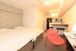 26平方米開放式公寓 (守口) - 有1間私人浴室 R205.Hotel's apartment inOsaka/pocket wifi /Clean