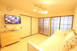 72平方米3臥室獨立屋(大阪) - 有2間私人浴室 2-8ppl*4 D-bed hse near JR*Dobutsuenmae*Free wifi