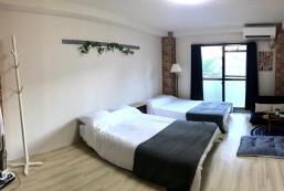 難波公寓套房 - 30平方公尺/1間專用衛浴 301/Joanna Osaka Stay /mamba/nihonbashi