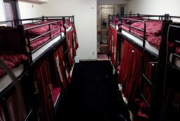 35平方米開放式公寓(新宿) - 有0間私人浴室 Shinjuku Dormitory Shared Mixed Room 1