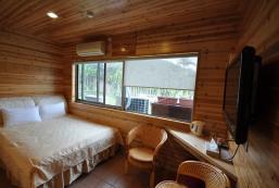 6平方米2臥室平房 (國姓鄉) - 有1間私人浴室 Yumenguan Mountain Villa
